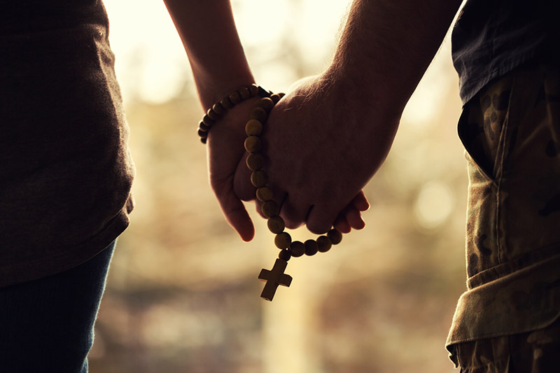 Wspólna modlitwa