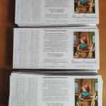 broszury z Nowenną Pompejańską