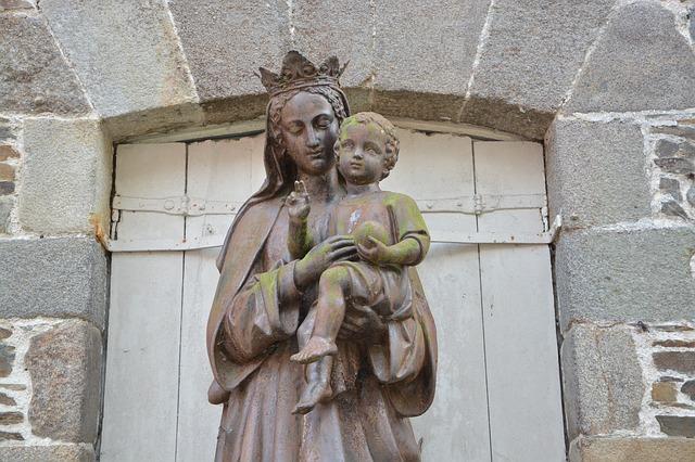 Matka Boża z dzieciątkiem