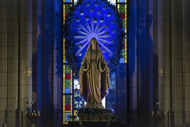 Maryja pośredniczka łask