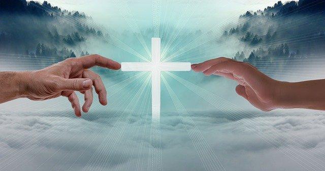 Ręka Boga i człowieka